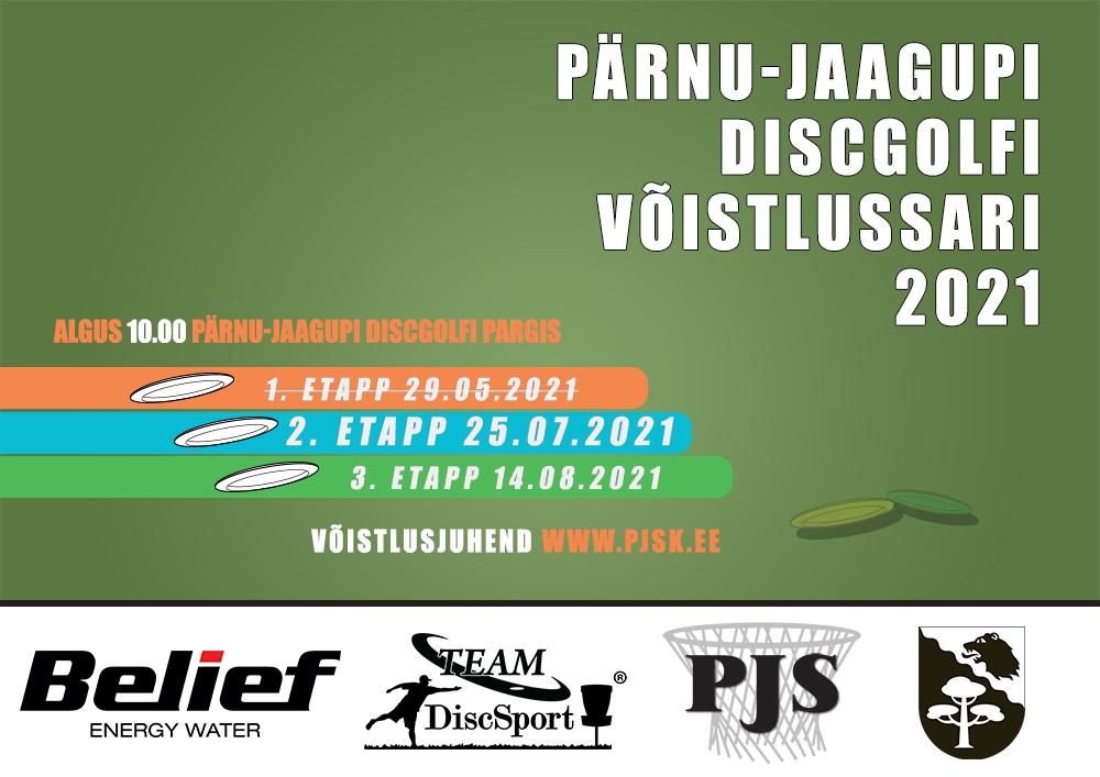 Discgolfi võistlussari 21